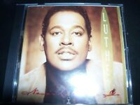 Luther Vandross – Never Let Me Go (Australia) CD – Like New