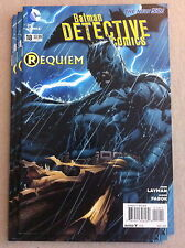 DETECTIVE COMICS #18 DC NEW 52 REQUIEM NEAR MINT NM 1ST PRINTING DAMIAN BATMAN