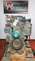 2009 Detroit DD15 Take Out, 320 HP, Turns 360, Complete, Good For Rebuild Only