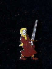 Pins Disney Dlp Paris Pin Arthur Sword In Stone
