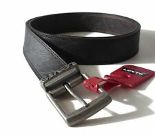 NWT Levi's Reversible Casual Leather Belt Black/Brown 11LV02SA Size 34