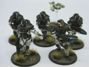 Gates of Antares Stargrave Concord Infantry squad A