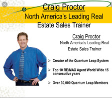 Craig Proctor 2013 – Real Estate Agent Course