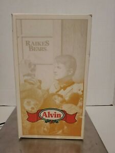 Robert Raikes Wooden Bear Alvin