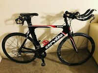Cervelo P2 Carbon Triathlon/TT Bike 54cm Shimano 105