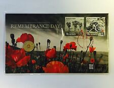 2015 $2 Remembrance Day PNC Limited Edition #308/1111 - ⭐️ Low Number ⭐️