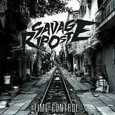 "SAVAGE RIPOSTE TIME CONTROL BATTLE RECORDS LP 12"" VINYLE NEUF NEW VINYL"