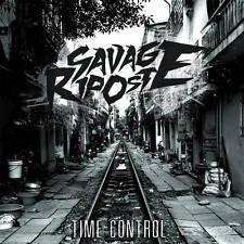 "SAVAGE RIPOSTE TIME CONTROL BATTLE RECORDS LP 12"" VINYLE NEUF NEW VINYL"
