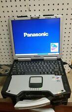 Panasonic Toughbook Serial Port CF-29 Rugged 1.3ghz 60gb Win Xp Pro USB