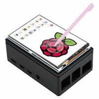 "3.5"" Touch Screen Monitor LCD Display Module + Case+ Pen For Raspberry Pi 4/4B"