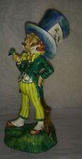 Rare Disney Alice in Wonderland  Gort Mad Hatter early high grade figure nIce