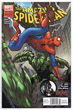 AMAZING SPIDER-MAN #654 | 1st Agent Venom | RARE Newsstand Variant | 2011 | NM-