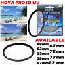 HOYA UV A multi-purpose fine-weather filter Digital  Filter Multicoated 49-82 mm