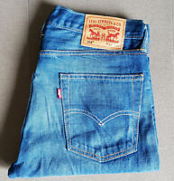 Herren Jeans LEVIS LEVI´S 513 Slim Straight Fit W32 L32
