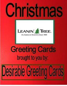 Leanin 'Tree CHRISTMAS cards dogs cats friends farm birds deer angel god