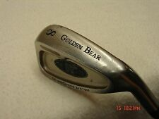 *Golden Bear Tri-Weighting System GB72 #8 Iron Right Handed  Men's