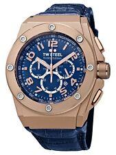 Reloj Cronógrafo NUEVO TW Acero CE4003 Azul/Dorado 44 mm De Venta