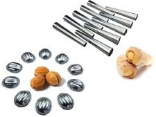 Dessert Pastry Horns Metal Forms Tubes 20+50 Sweet Russian Pastry Cookie Nutlets