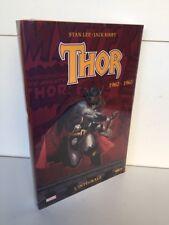 Intégrale Marvel Thor 1962 1963 NED