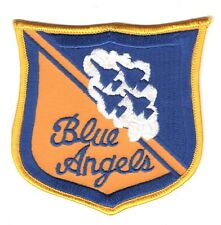 USN Navy Patch:  Blue Angels Flight Demo Team - 4""