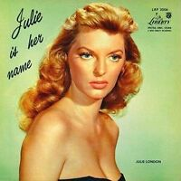JULIE IS HER NAME JULIE LONDON  CD