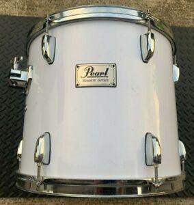 "Pearl Session 14"" Tom - White"