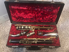 Vtg Kohlert 1605 Wooden Alto Clarinet Early 20th Century For Parts Or Repair
