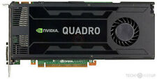 NVIDIA Quadro K4000 3GB Professional Graphics Video Card for CAD