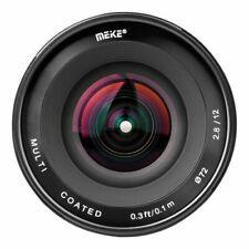 Meike 12mm F/2.8 Ultra Wide Angle Manual Foucs Prime Lens For Fuji X-mount X-E1