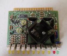Fire Lite Inc11 Inc-11 Indicator Control Card