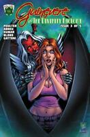 Guinevere and the Divinity Factory #3 / Main cover comic book