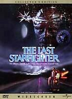 Last Starfighter DVD Nick Castle(DIR) 1984