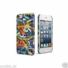 Cygnett Designer Case Cover for iPod Touch 5G 5th Gen Cool Graffiti Design NEW