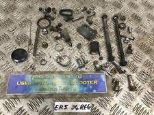 kawasaki er 5 ER5 500cc assorted nuts bolts & clips