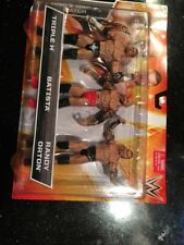 Mattel WWE Triple Threat Match Triple H Batista Randy Orton Action Figures DHW36