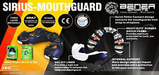 Sirius Mouth Guard Mouth Piece Gum Shield for boxing muaythai, rugby, ice hockey