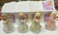 Precious Moments by Enesco - Four Seasons Belles 2001 - Spun Glass