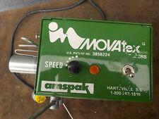 industrial sewing Mova tex elastic feeder