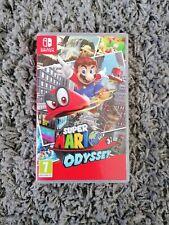 Super Mario Odyssey for Nintendo Switch