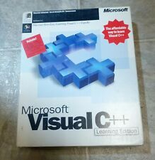 Microsoft Visual Basic Learning Edition 5.0 w/ Key for Windows 95/NT