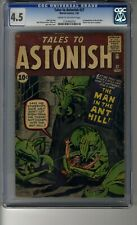 Tales to Astonish #27 - CGC 4.5 Crm/Ow Pages -  First Ant-Man - Avengers