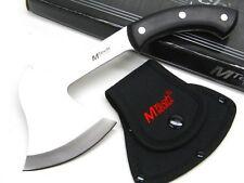"MTECH Black 11"" Survival HATCHET Camping Axe + Nylon Sheath MT-AXE9 New!"