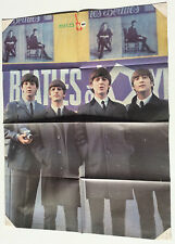 BEST n°79 # 02/1975 # LED ZEPPELIN / avec POSTER THE BEATLES / ERIC CLAPTON
