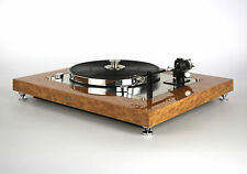 Restored and Modified Thorens TD 145 MKII Turntable