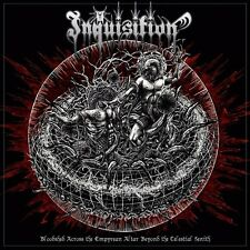 Bloodshed Across The Empyrean Altar Beyond The - Inquisition (2016, CD NEUF)