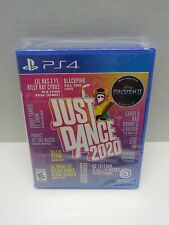 Just Dance 2020 Sony PlayStation 4 PS4 Brand New Sealed