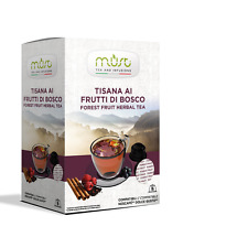 64 MUST Dolce Gusto Compatible Forest Fruits Tea machine capsules (4 x 16)