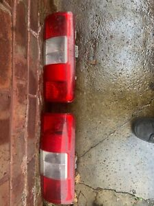 ford transit connect rear lights