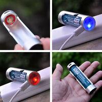 1A Métal Chargeur USB Charge Accus Pour Batterie Pile Rechargeable 18650 LI-ION