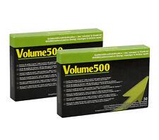 2x volume 500 + online-programma di esercizio fisico aumento sperma e potenza sperma volume 500